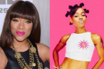 Lil Mama to Play Left Eye in TLC Biopic According to MC Lyte