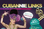 Come Celebrate Cubannie Links 3rd Anniversary Tuesday!