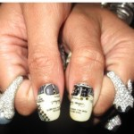Snapped: Rihanna's Money Nails, How You Can Get Your Own