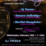 Event: The Diva's Lounge Celebrates Glam Stars