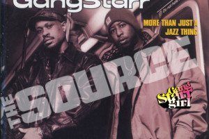 GangStarr Does The Source in 1994 + Guru in Critical Condition