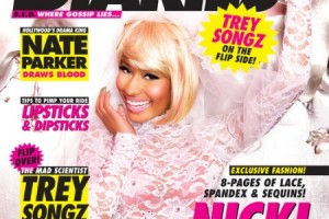 Nicki Minaj Covers Right On Magazine