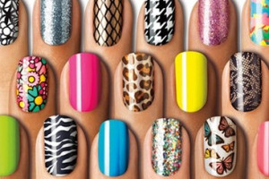 G-Nails: Sally Hansen's Salon Effects Are Pretty Cool