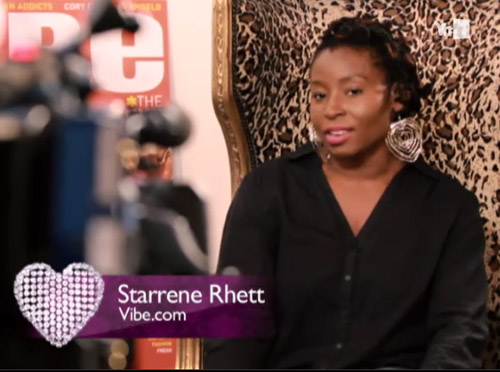 Starrene Rhett on Love & Hip-Hop New York