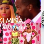 Nicki Minaj Rocking Dimepiece Designs