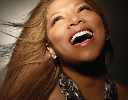 Queen Latifah Teams up With Netflix