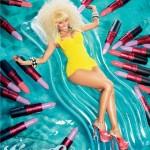 Nicki Minaj x Mac x More Ashy Pink Lipstick
