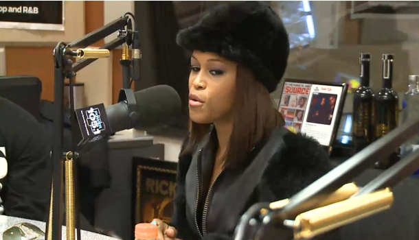 Eve on The Breakfast Club