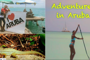 Aruba Travel Lust – Travelista Teri Takes us to the Dutch Antilles [Video]
