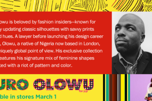 Shopper Lust: Duro Olowu For JCPenney in Stores Now!
