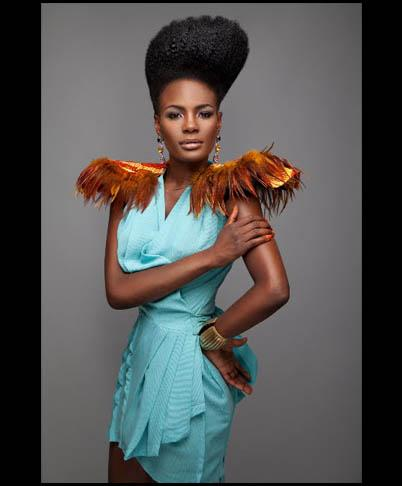 Shingai Shoniwa New Face of  Mizani