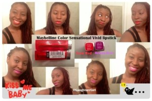 Maybelline Color Sensational Vivid Lipstick Gets Product Love