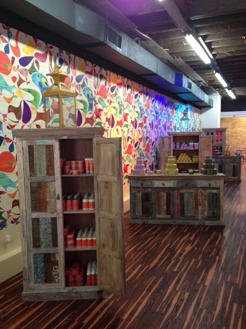 SheaMoisture NOLA Popup Shop