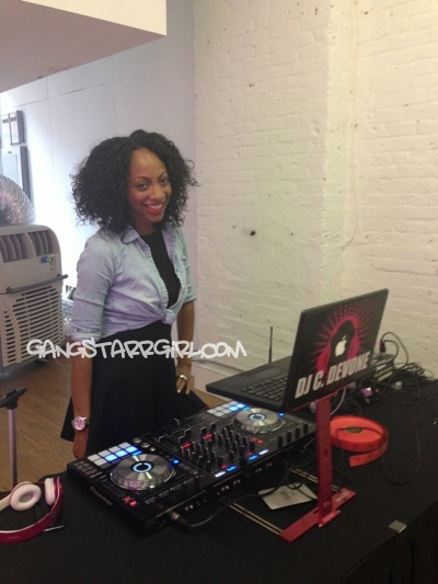 DJ C. Devone Essence Festival