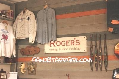Roger's Vintage Store in Kyoto's NIshiki Market