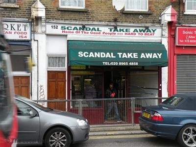 Scandal West Indian Food London