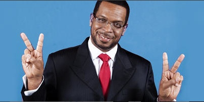 Luther Campbell aka Uncle Luke