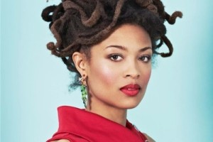 Valerie June Preps 'Pushin' Against a Stone'