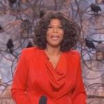 Halloween Costume Win: Queen Latifah as Oprah