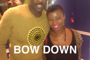 Throwback Thursday – Because This One Time, I Interviewed Idris Elba…