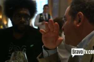 Questlove and Emeril Check out Commander's Palace in NOLA
