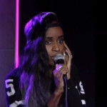 Angel Haze Covers 'Drunk in Love' at the BBC 1Xtra Live Lounge