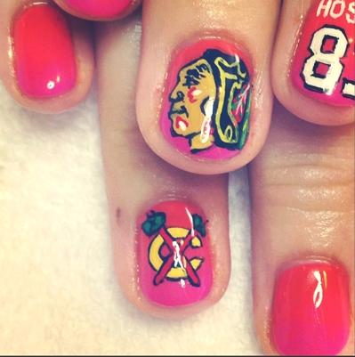 Astro Wifey Nails