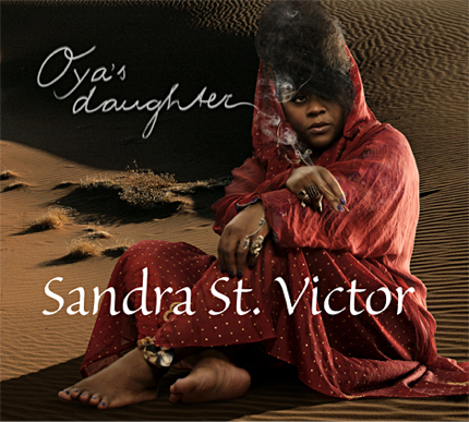 Sandra St. Victor Oya's Daughter