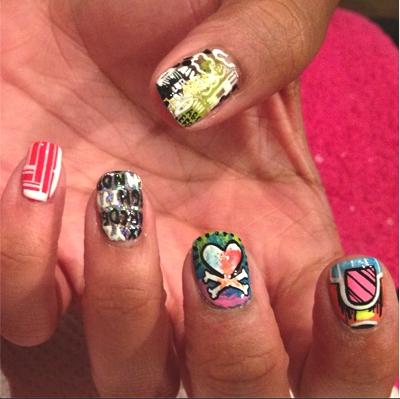 Spifster Nails