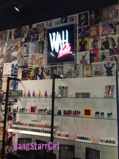Wah Nails Oxford Circus