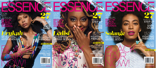 Cover Love: Essence Took a Chance on Ledisi, Solange, Erykah Badu