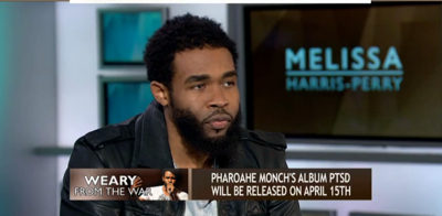 Pharoahe Monch Gets Candid With Melissa Harris-Perry About Mental Illness