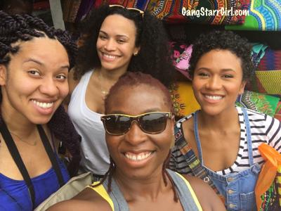 Shameless Maya, Hey Fran Hey, Togo, Alaffia, Ghana
