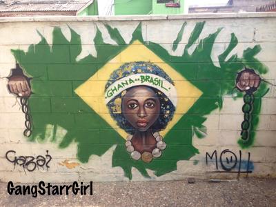 Brasil House, Accra