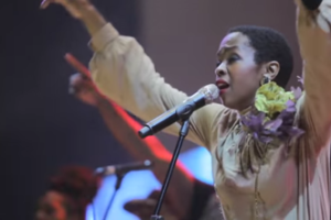 Lauryn Hill Takes The Stage In Lagos, Nigeria With 'Ready Or Not'